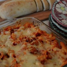 This Italian Sausage and Penne Pasta Casserole makes a delicious dinner or an easy freezer meal.