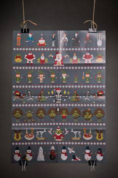 @Drew Rittenhouse best xmas wrapping paper ever?? Xmassacre Santapocalypse Wrapping Paper