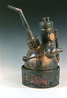 TIM SEE - really awesome art, especially if you are into steampunk