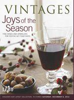 Wine Picks: December 8, 2012 LCBO Vintages Release