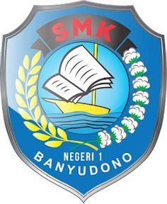 Logo Smk N 1 Singaraja : singaraja, Handayani, Ideas, Design,, Logos,, Cisarua