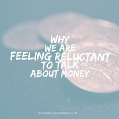 Why we are feeling reluctant to talk about money