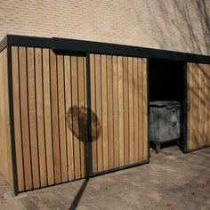 Carport With Storage, Bicycle Storage, Natural Latex, Outdoor Storage, Garage Doors, Outdoor Decor, Caravan, Gadget, Home Decor