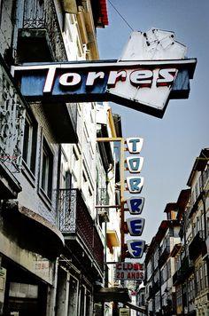 https://flic.kr/p/5YFSxC | Camiseiría Torres | Rua do Souto, Braga | Portugal