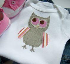owl... applique