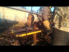 Despicator Lemne. Masina Crapat Lemne. Wood splitting machine. - YouTube Aquarium, Wood, Youtube, Goldfish Bowl, Woodwind Instrument, Aquarium Fish Tank, Timber Wood, Trees, Aquarius