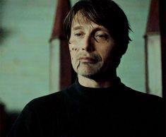 Mads Mikkelsen as Hannibal Lecter Hannibal Lecter, Hannibal Series, Nbc Hannibal, Will Graham Hannibal, Hannibal Funny, Earth's Best, Hugh Dancy, Mads Mikkelsen, Interesting Faces
