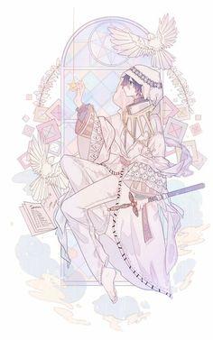 Anime W, Anime Art Girl, Anime Chibi, Manga Art, Neko Kawaii, Cute Anime Guys, Anime Artwork, Character Design Inspiration, Aesthetic Anime