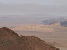 Last sands of Skeleton Coast (Namib)