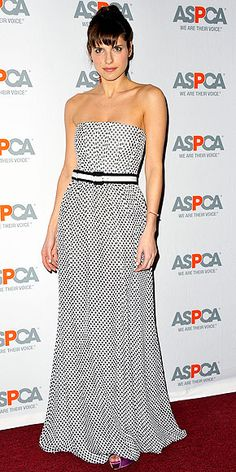 Must make polka dot maxi dress. #fashion #diy