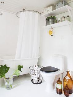 Made In Persbo: Underbart badrum!