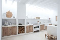 Cool Impressive home in Ibiza with modern country design, designed by Blakstad. The post Impressive home in Ibiza with modern country design, designed by Blakstad…. appeared first on Decor Designs . Home Decor Kitchen, Rustic Kitchen, Interior Design Kitchen, Home Kitchens, Kitchen Furniture, Kitchen Modern, Kitchen Contemporary, Contemporary Classic, Kitchen White