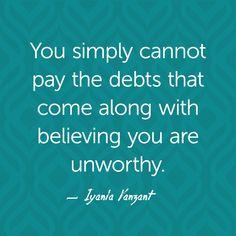 Iyanla Vanzant Quotes - Reflection