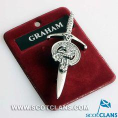 Graham Clan Crest Pe
