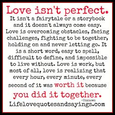 This is the best definition of love I've ever seen!
