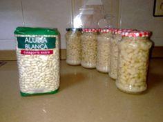 Cómo hacer tu propia conserva de Alubias