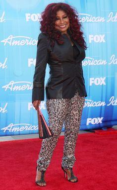 Chaka Khan Picture 22 - American Idol Season 11 Grand Finale Show - Arrivals Girl Celebrities, Celebs, Celebrity Pictures, Celebrity Style, Chaka Khan, Vintage Black Glamour, Women Of Rock, My Black Is Beautiful, Beautiful Women
