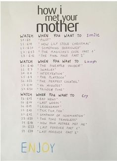 ep 24 ep 24 The Effective Pictures We Offer You About Mothers Day Quotes than Netflix Movies To Watch, Movie To Watch List, Netflix Series, Movie List, Himym Episodes, Friends Episodes, Friends Tv Show, How I Met Your Mother, Ted Mosby