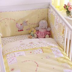 Humphrey's Corner Lottie Fairy Princess Primrose - By Izziwotnot. Gorgeous bedding bale. Let us knwo what you think... BRAND NEW RANGE