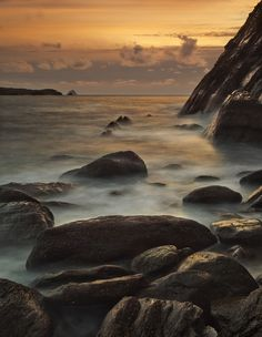 Taken from the shores of Valentia Island looking out towards the Skellig Islands in Co Kerry, Ireland.  By Gary McParland on 500px.com