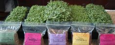 Very detailed article on microgreens and their growing.