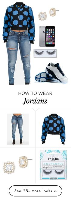 """Like the sweatshirt. """"me tonight"""" by boss-style on Polyvore featuring adidas Originals, Anne Klein and eylure"""
