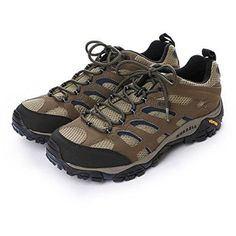 Merrell J65271W Men s Moab Gore-Tex Wide-Width Hiking Shoes 1b0152b212f