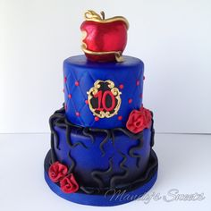 Descendants cake                                                                                                                                                     More