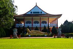 Templo Budista - Foz Do Iguaçu