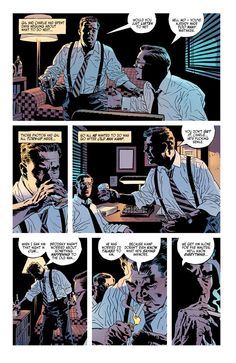 Story By: Ed Brubaker Art By: Sean Phillips, and Elizabeth Breitweiser Cover By: Sean Phillips, and Elizabeth Breitweiser Published: October 2015 Diamond ID: Another secret about the murder comes to light!