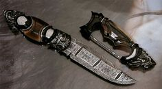 Work from 2004 | André Andersson Custom Knives