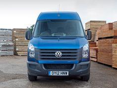 34386a5e33 Volkswagen Crafter High Roof Van UK-spec  2011–н.в.