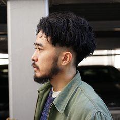 New Hair Look, My Hair, Curly Hair Men, Curly Hair Styles, Asian Men Hairstyle, People Figures, Mixed Hair, Ulzzang Korean Girl, Natural Curls