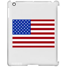 USA Flag Show Your Pride iPad Cases