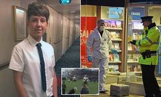 Pictured: Female travel agent, 28, killed inside TUI shop