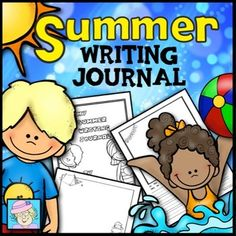 This set has 26 draw and write journal prompts, all with a summer theme.  One additional page has only lines, just in case students need extra writing space.  There are also three more draw and write pages without prompts.  This set of prompts would be perfect to use at the end of school, during a summer session, or for some extra practice at home. $