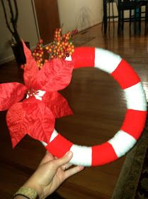 Kansas Sunrise: DIY christmas wreath