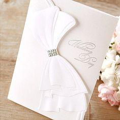 100Sets Graceful Wedding Invitations 100 Cards+ Envelopes + Seals /TU052[required]