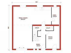 1000 id es sur le th me plan de chambre parentale sur - Plan chambre parentale avec salle de bain ...