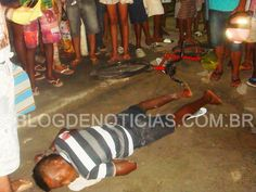 JC RADIALISTA : Jovem leva um tiro na Avenida ACM em Santo Antônio...