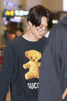 [HQ] 180212 Kai at Incheon Airport