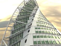 """In 2005, the Turning Torso building was inaugurated in the Swedish city of Malmö. The project, brainchild of Spanish architect and engineer Santiago Calatrava, was based on his """"Twisting Torso"""" sculpture, comprising a marble piece in the form of a twisting human torso."""