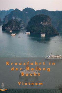 Halong Bucht Kreuzfahrt – durch die Bucht der tausend Felsen Vietnam Reisetipp Asien