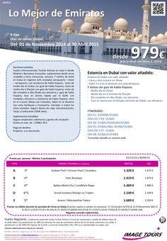Lo Mejor de EMIRATOS 8 días hasta Abril 2015, vuelos, visitas y asistencia en español, desde 979€ ultimo minuto - http://zocotours.com/lo-mejor-de-emiratos-8-dias-hasta-abril-2015-vuelos-visitas-y-asistencia-en-espanol-desde-979e-ultimo-minuto-2/