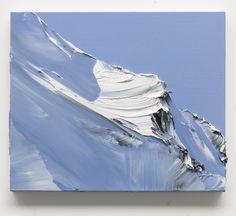 Conrad Jon Godly, sol cm, oil on canvas Landscape Art, Landscape Paintings, Painting Inspiration, Art Inspo, Conrad Jon Godly, Oil Canvas, Mountain Paintings, Art Abstrait, Painting & Drawing