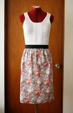 Oh my. This is so cute. Vintage lace dress tutorial. I LOVE the blog presserfoot.blogspot.com.