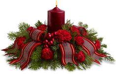Christmas Flower Arrangements | Robert Spencer Flower Design Christmas_flowers
