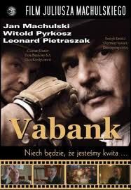 .he classical Polish heist movie is set in the 1930s. The renowned jewel thief Henryk Kwinto (played by the director's father, Jan Machulski) who gets out of prison and plans to pull off one last heist for revenge on the former accomplice who framed him. The once-trusted associate is now a bank president. Check on: http://www.culture.pl/web/english/resources-film-full-page/-/eo_event_asset_publisher/eAN5/content/polish-films-for-rainy-summer-days