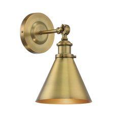 Glenn Wall Sconce | Polished Nickel | Lighting Connection Lighting Store, Home Lighting, Kitchen Lighting, Interior Lighting, Lighting Design, Wall Sconce Lighting, Wall Sconces, Brass Sconce, Wall Lights