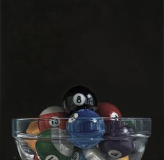 Pool Bowl, No. 22